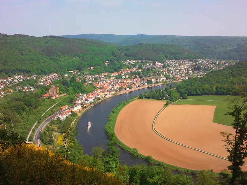 Stadt-und Burgführungen in Neckarsteinach