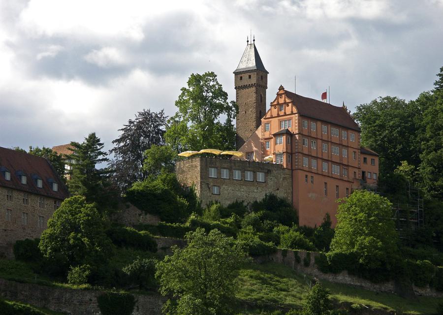 Stadtführung oder Burgbegehung in Hirschhorn