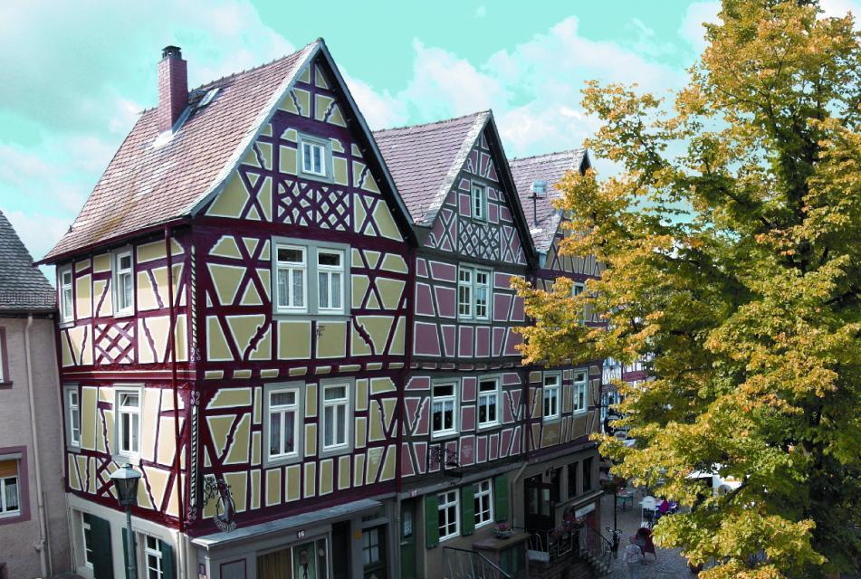 Historischer Rundgang durch Bensheim