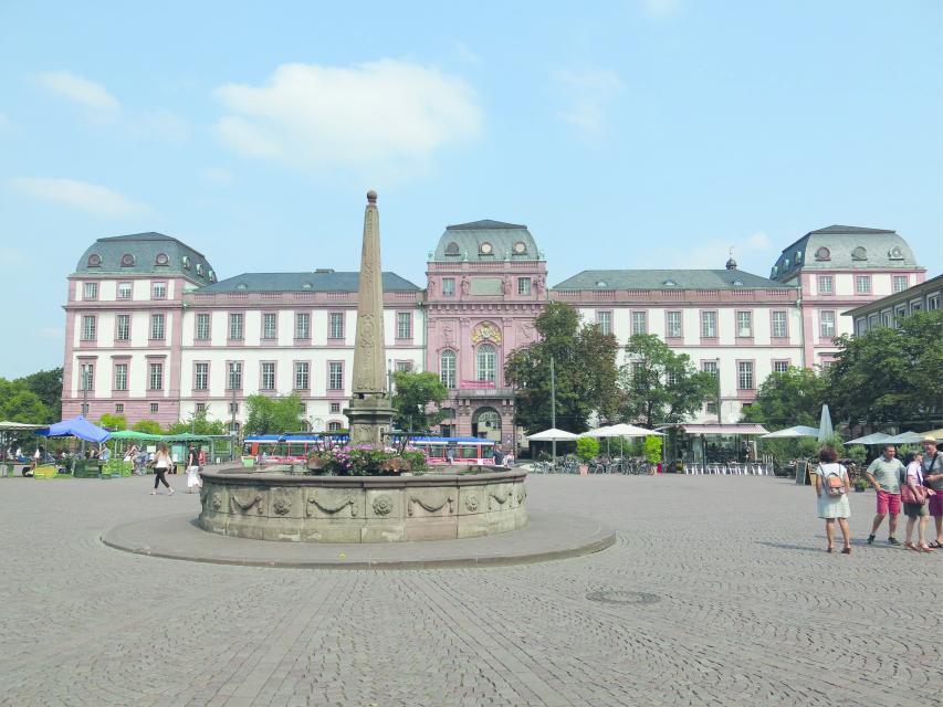 Darmstadt auf einen Blick