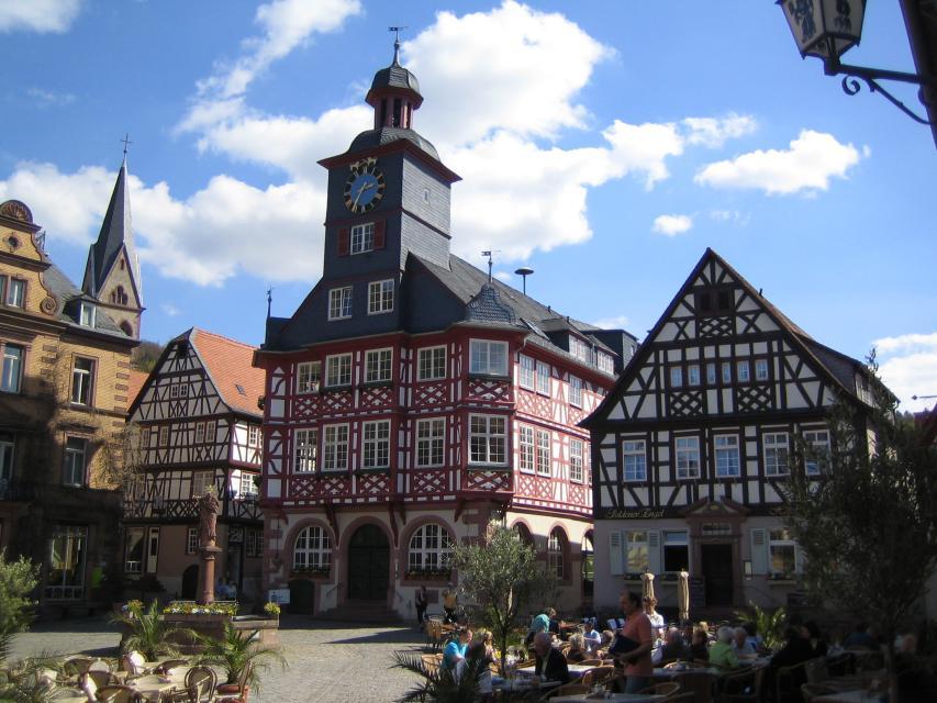 Altstadtführungen in Heppenheim