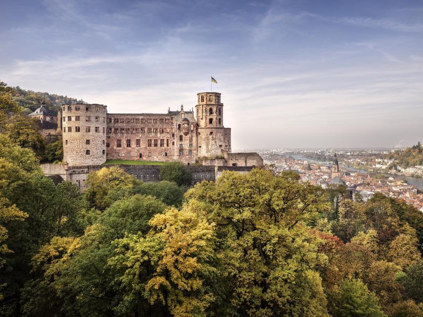 Die Wittelsbacher auf Schloss Heidelberg