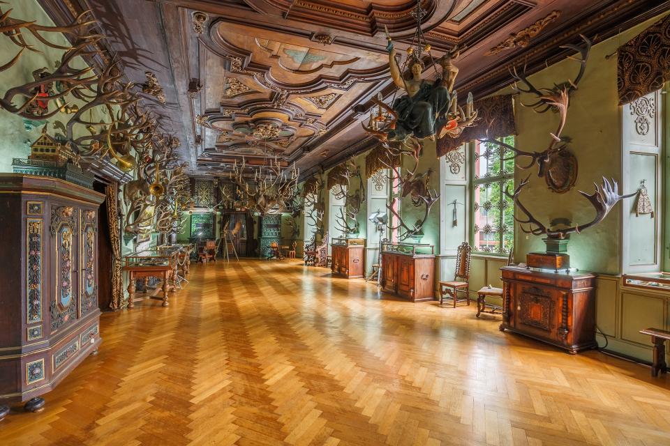 Führung Gräfliche Sammlungen Schloss Erbach