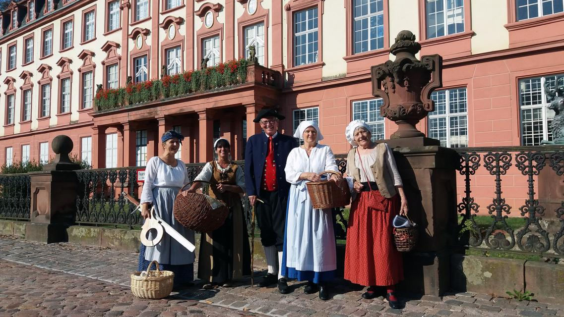 Kostümführungen in Erbach