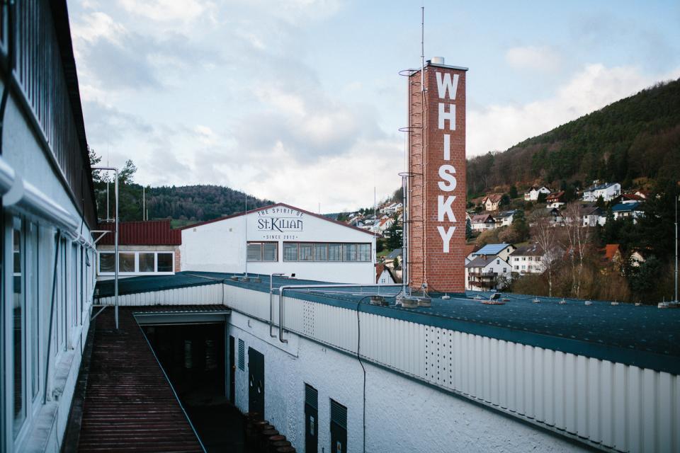 - St. Kilian Distillers GmbH