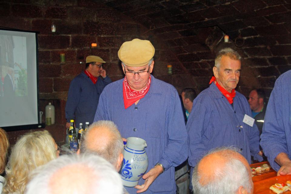 Kellerführung in Schneeberg