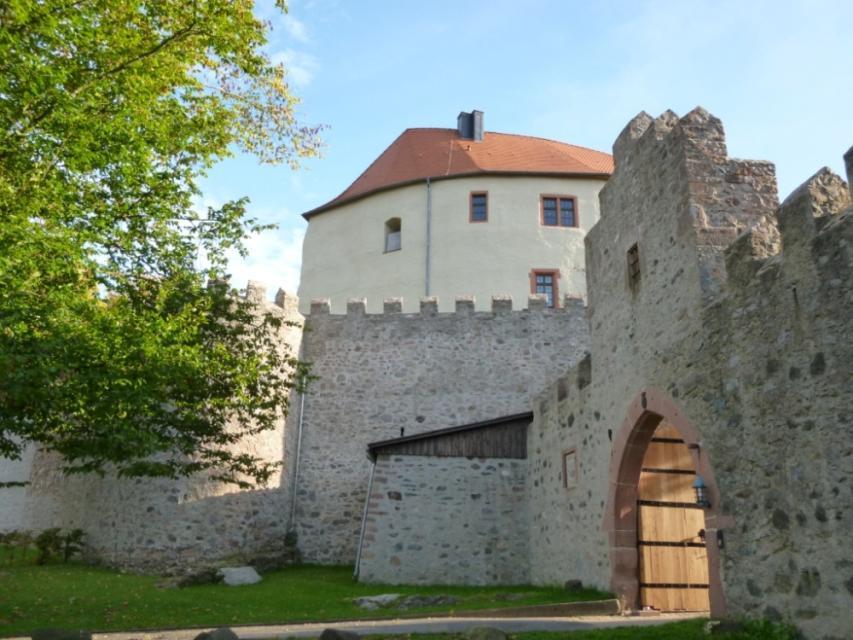 Erlebnisführungen auf Schloss Reichenberg