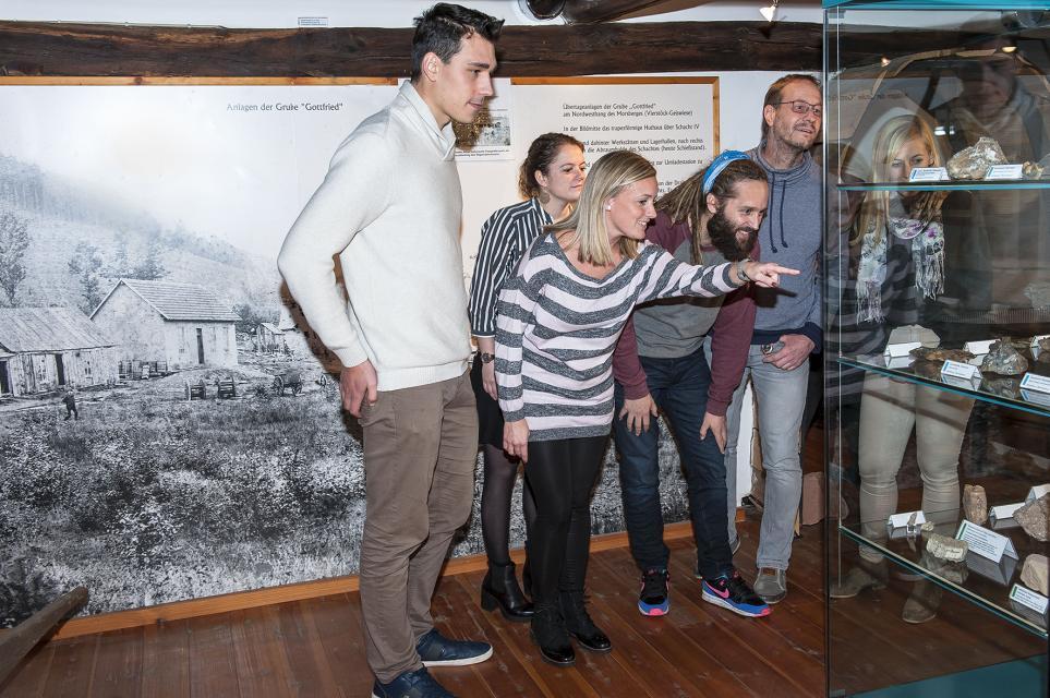 Ein Besuch im Regionalmuseum von Reichelsheim
