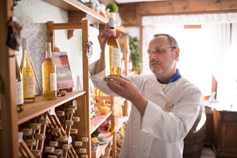 Treuschs Apfelweinprobe mit Odenwälder Vesper