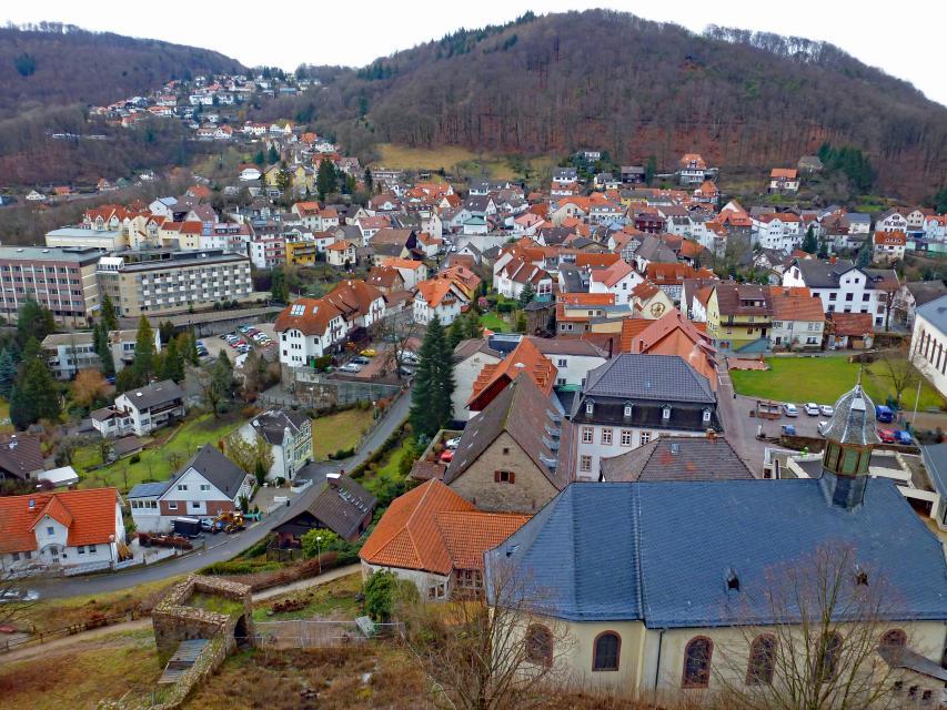 Historischer Stadtrundgang durch Lindenfels