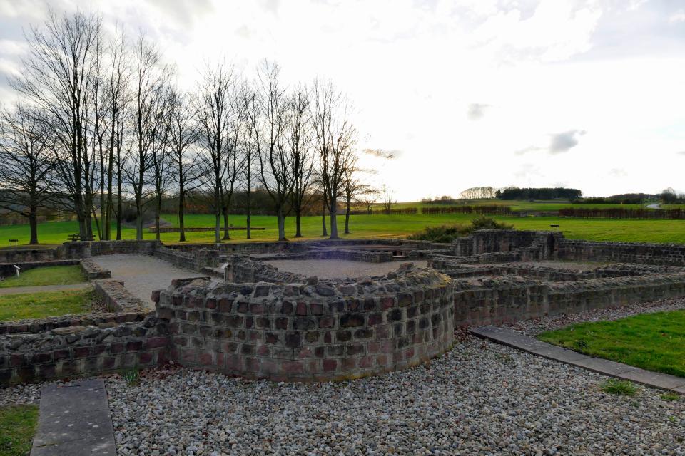 Odenwald Rundfahrt - Auf den Spuren der Römer