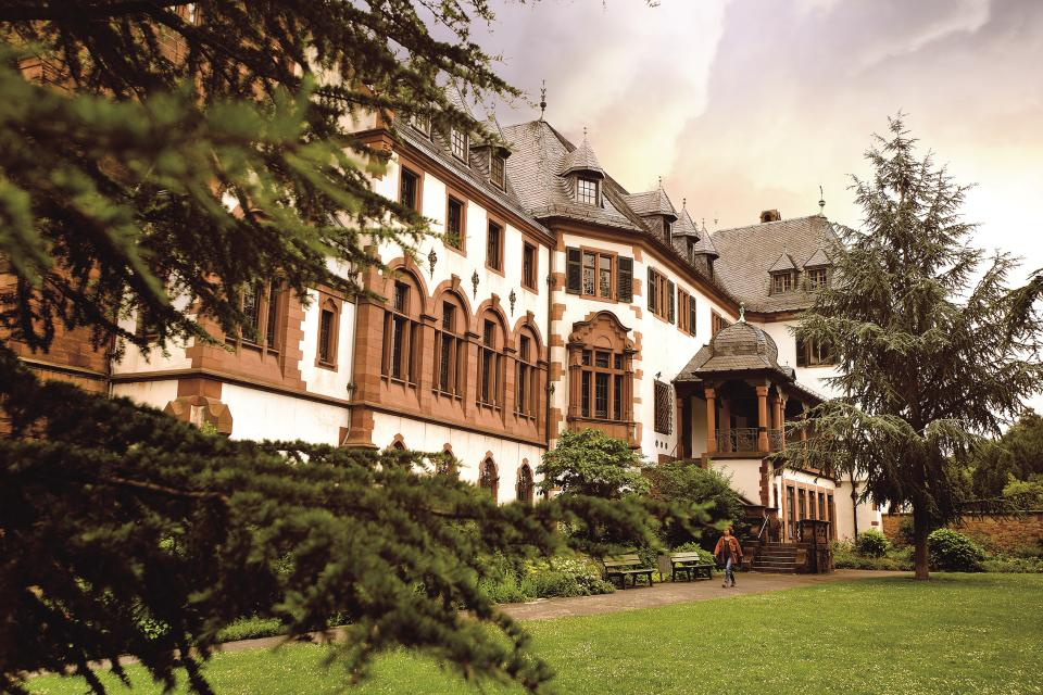 Erlebnisführung rund ums Weinheimer Schloss