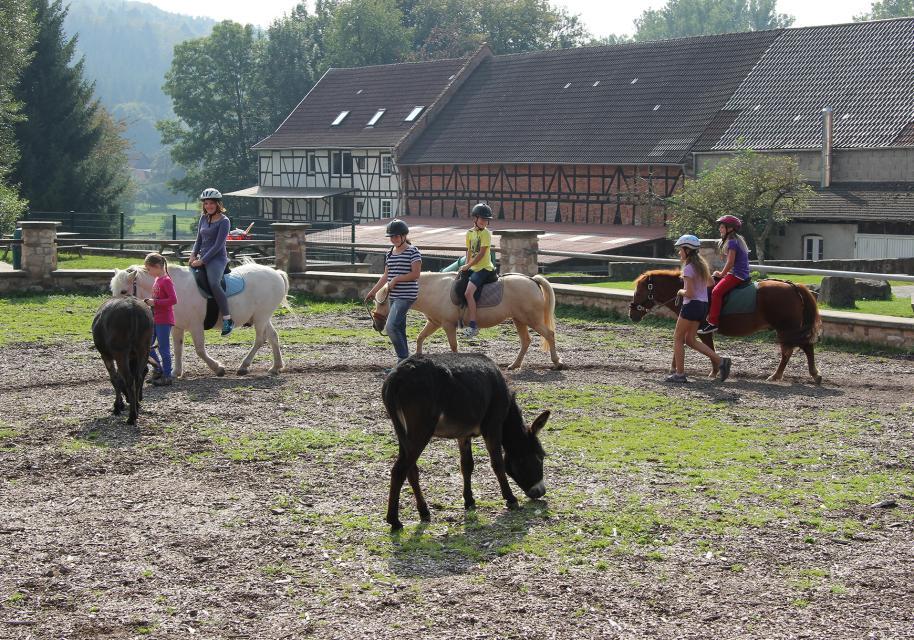 Ausflug zum Hohenloher Hof