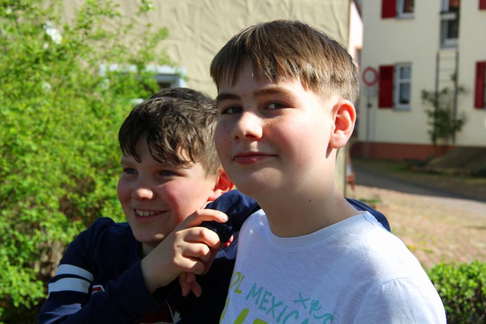 Kinderführung durch Amorbach