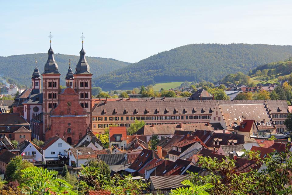 Ein Tag in Amorbach