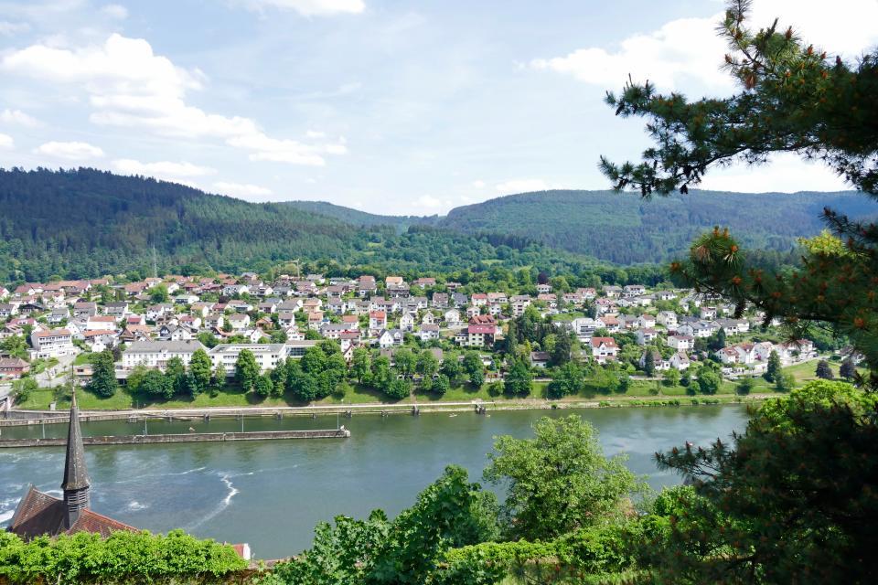 Wandern auf dem Neckarsteig in 11 Tagen