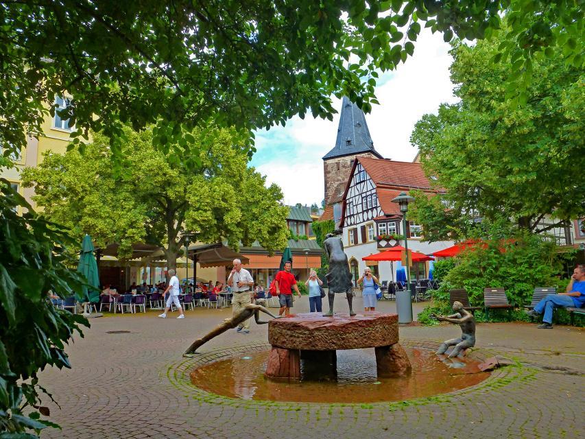 Historische Altstadt Eberbach