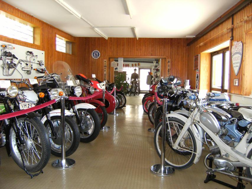 Zeithistorisches Zweirad-Museum