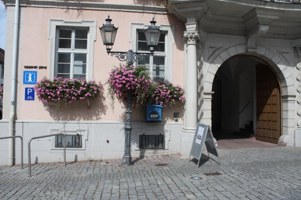 Gästeinformation Michelstadt