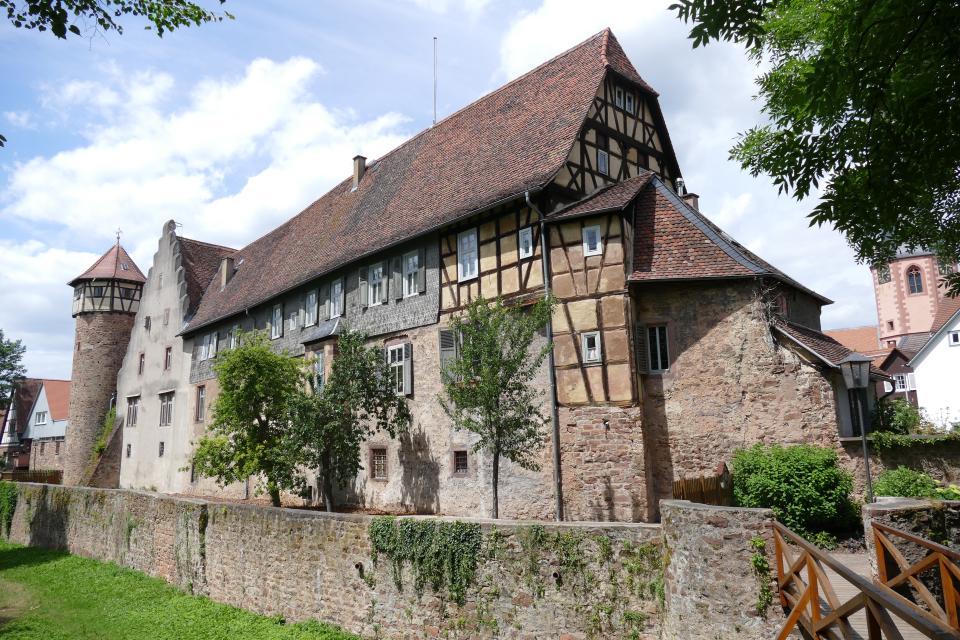 """Burg Michelstadt - """"Kellerei"""""""