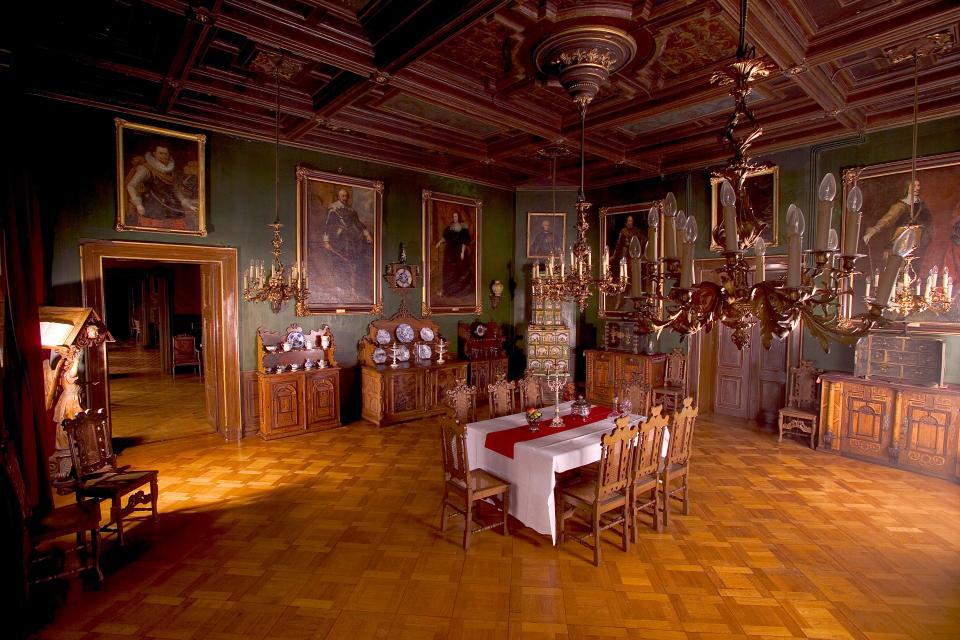 Schloss Erbach - Gräfliche Sammlungen