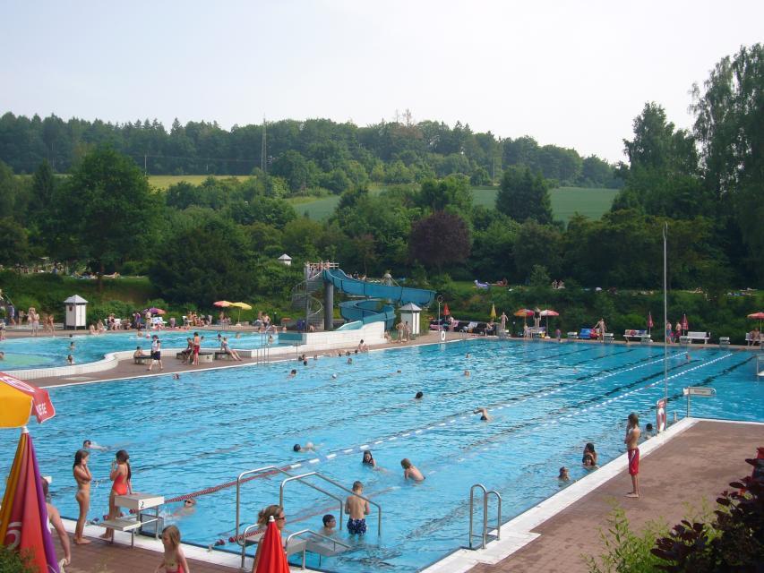 Waldschwimmbad Michelstadt