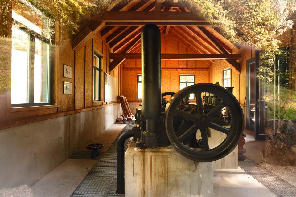 Historisches Wasserwerk
