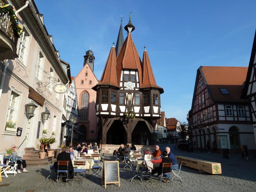 Historische Altstadt Michelstadt