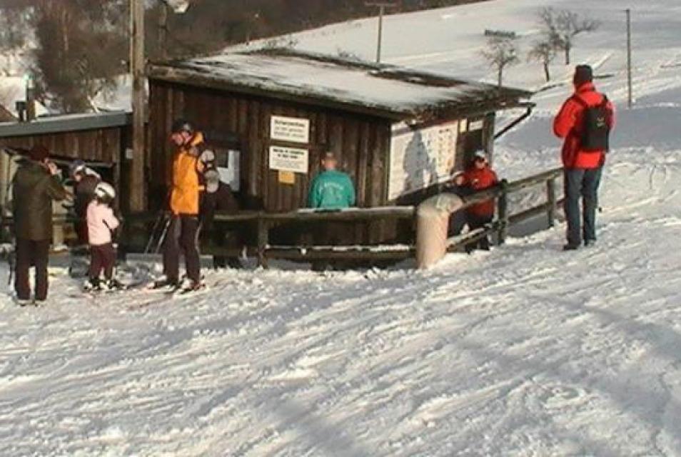 Skilift Birkenau-Schnorrenbach