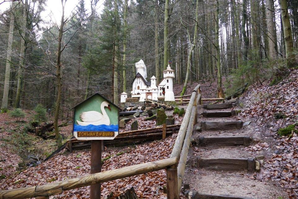 Obrunnschlucht-Märchenpfad