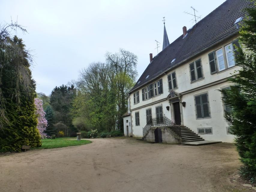 Herrenhaus der Freiherren von Gemmingen-Hornberg