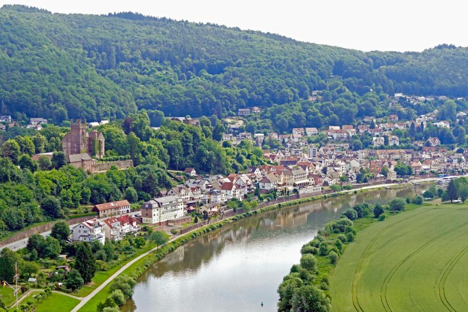 Historische Altstadt Neckarsteinach