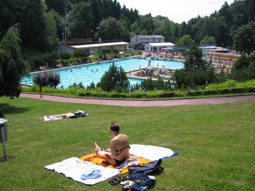 Freibad Lindenfels