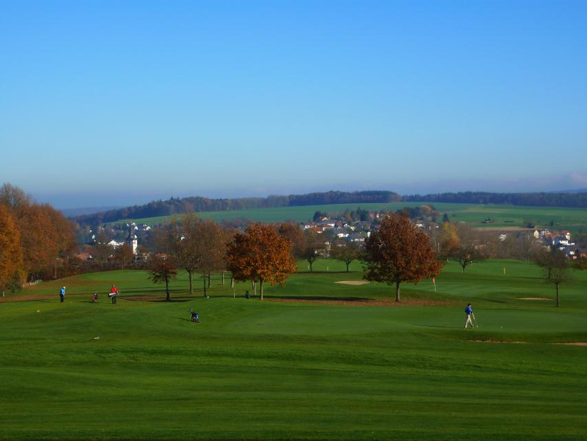 Golfclub Odenwald Brombachtal