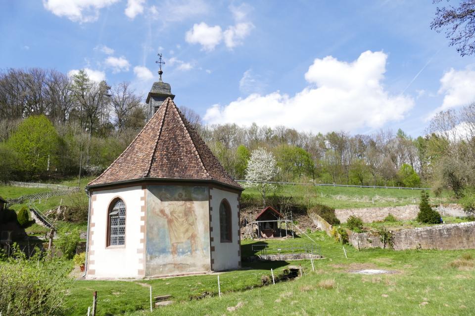 Kapelle Amorsbrunn
