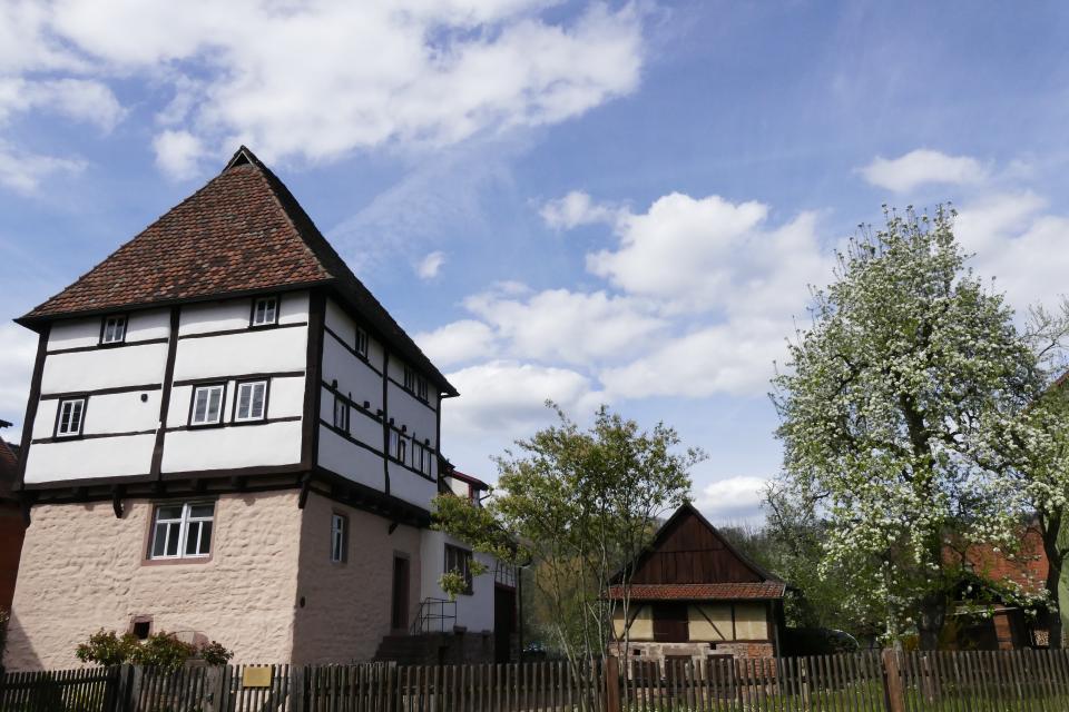 Amorbach: Templerhaus
