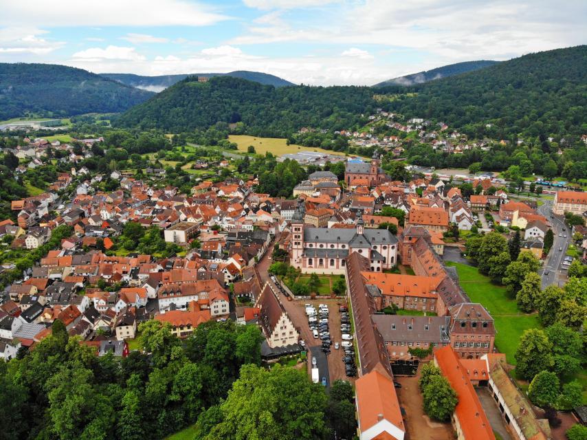 Historische Altstadt Amorbach