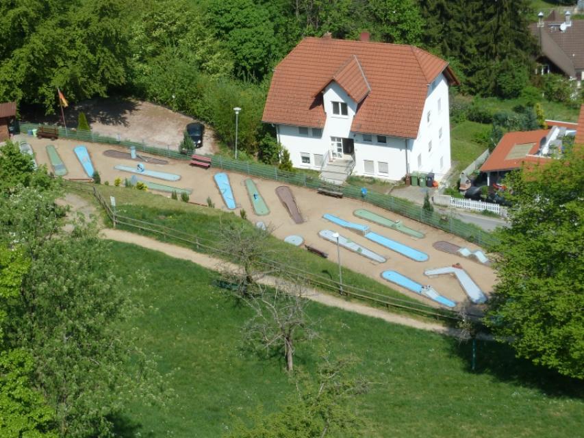 Kleingolfanlage Schlossbergwiesen