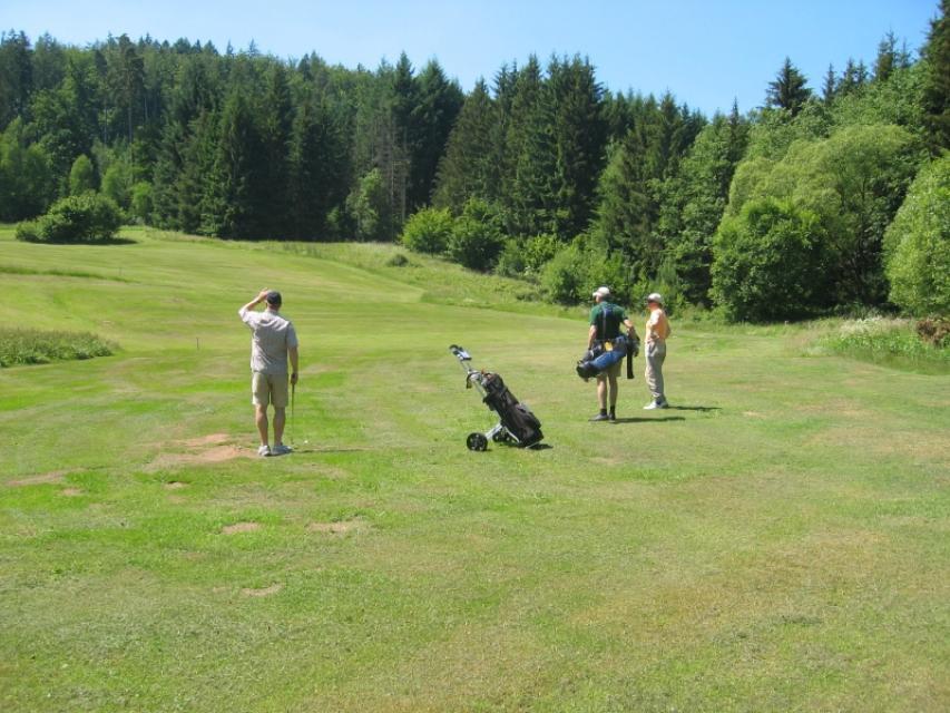 Natur- Golfclub Geierstal