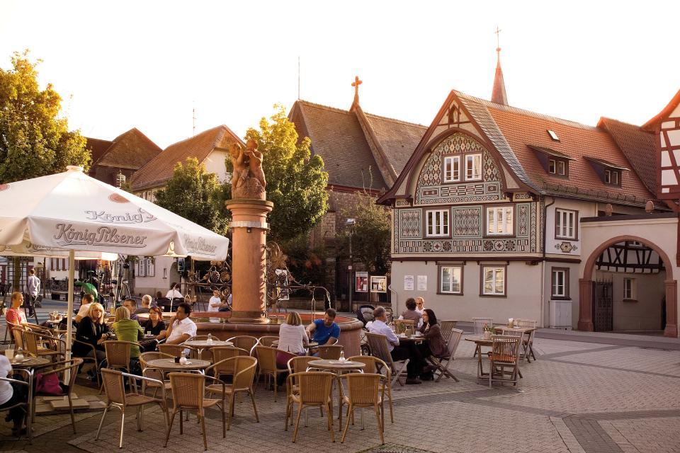 Historische Altstadt Bensheim
