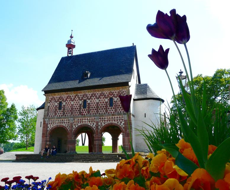 UNESCO Welterbe Kloster Lorsch