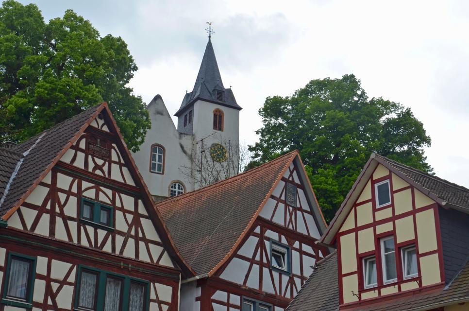 Historische Altstadt Zwingenberg