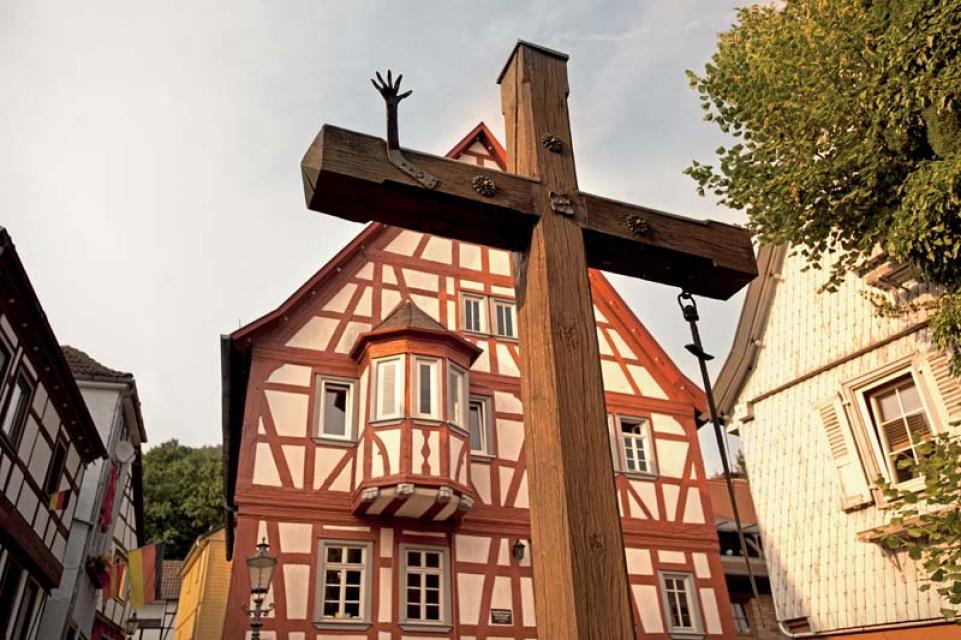 Historische Altstadt Breuberg