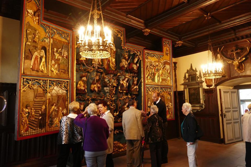 Schloss Erbach - Schöllenbacher Altar