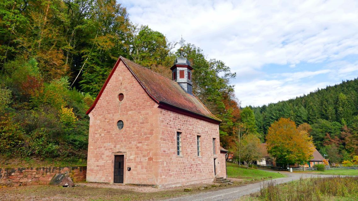 Kirche St. Wendelin und St. Nikolaus