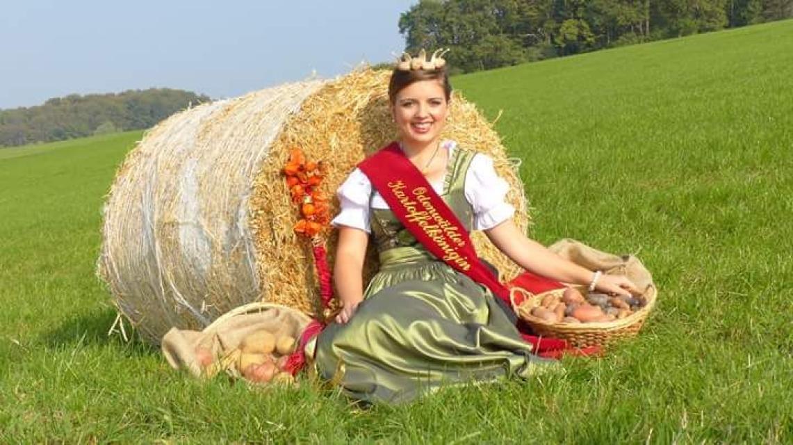Einblicke in das Amt der Odenwälder Kartoffelkönigin