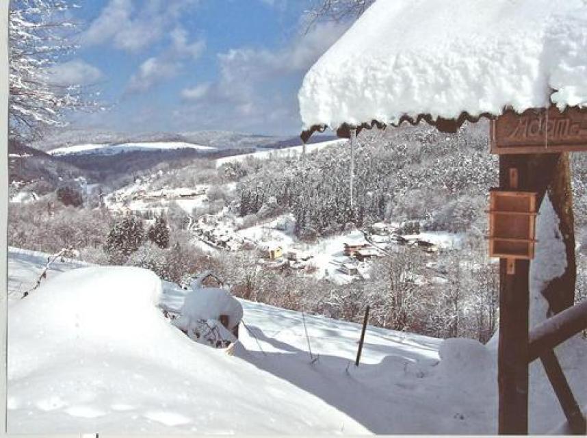 Süd-Loipe Sensbacher Höhe