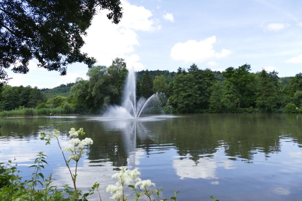 Haselburg-Rundkurs - Zwischen Römischer Villa und Odenwald Therme
