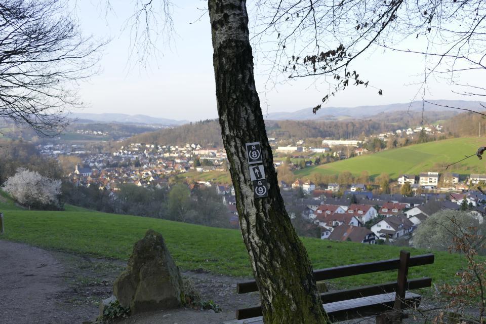 Zwei-Burgen-Weg