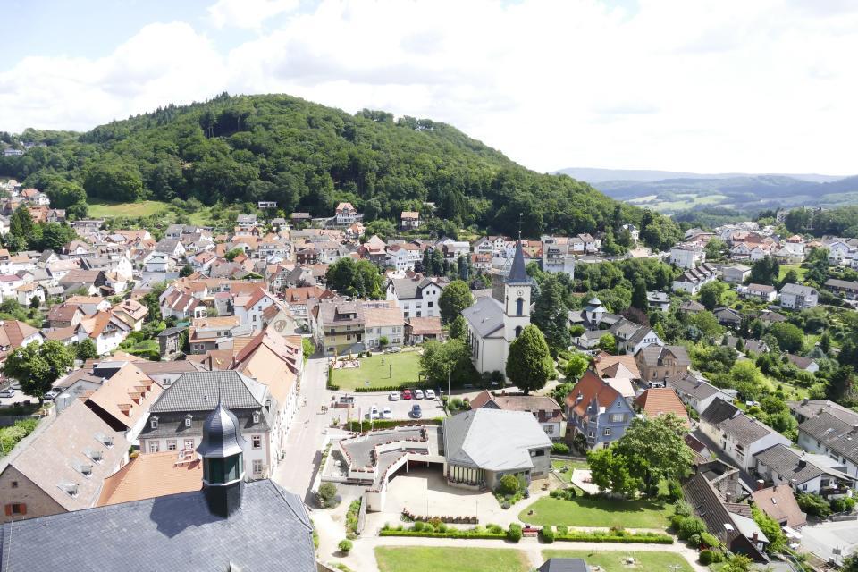 Erlebniswanderweg Lindenfels